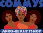 Commy´s Afro-Beautyshop : Afrikanische Friseuren